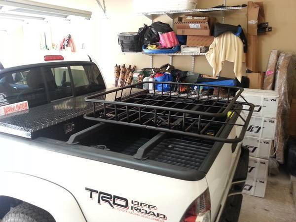 Truck Bed Basket