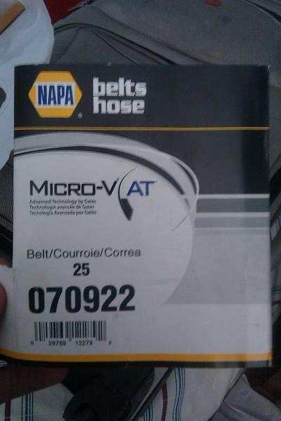 Belt Driven Air Compressor a k a  Unlimited On-Board Air