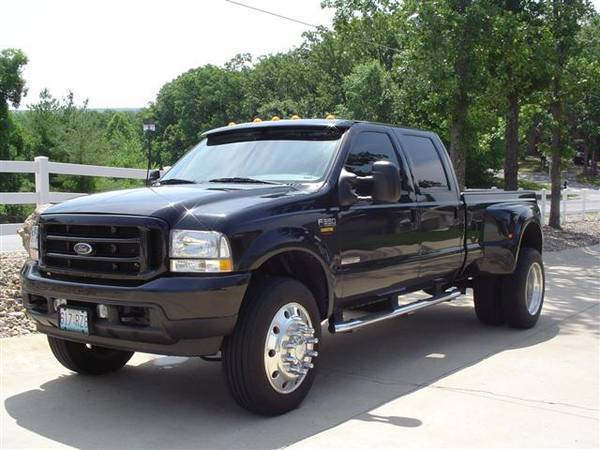 Ford F350 Dually. get a Ford F350 Dually.