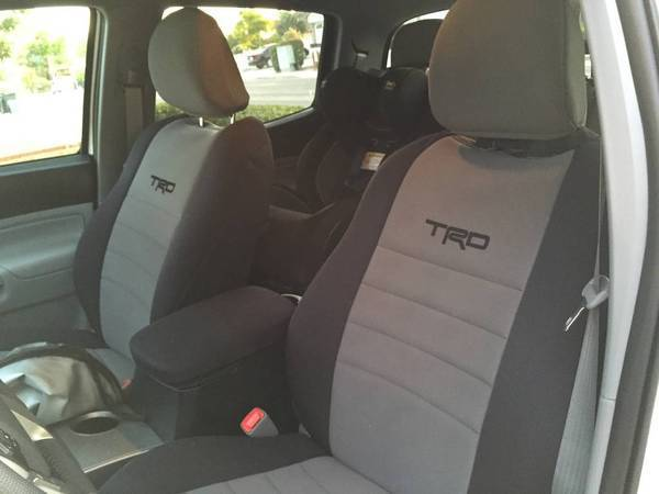 Groovy 2015 Trd Pro Seat Cover Recommendation Tacoma World Camellatalisay Diy Chair Ideas Camellatalisaycom