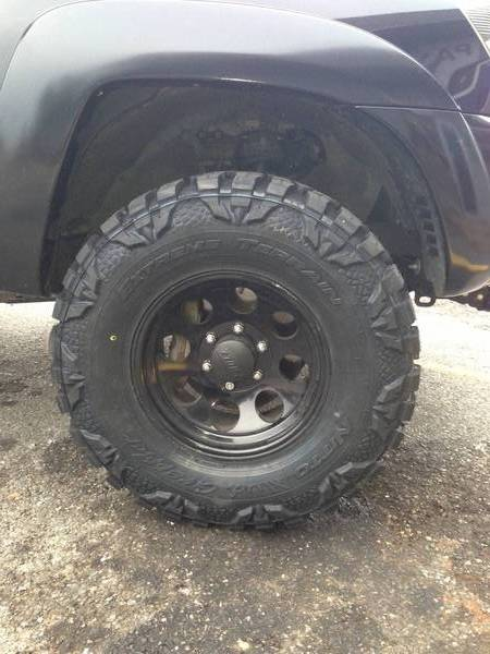 Finally got some mud grapplers!
