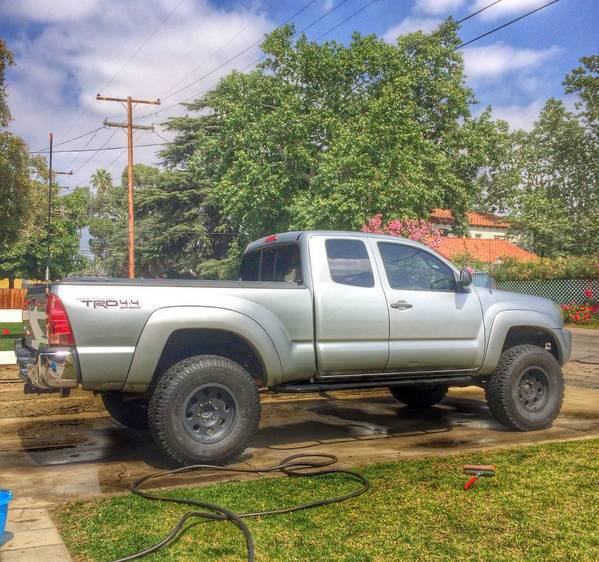 2014 Toyota Tacoma Access Cab Transmission: Show Off Your Access Cab (Photos)