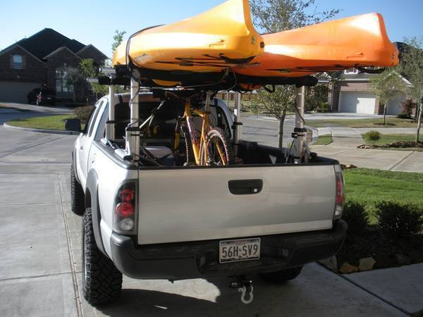 Bike Ski Kayak Bed Rack Solutions Tacoma World
