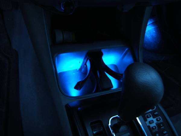 2000 toyota 4runner interior lights - Toyota tacoma led interior lights ...