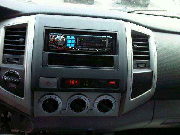 Just got my alpine head unit installed that I got from a fellow TW member.