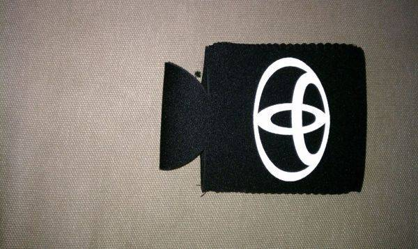 Latest Magnetic koozie for the Toyota lover that wants it for more then jus