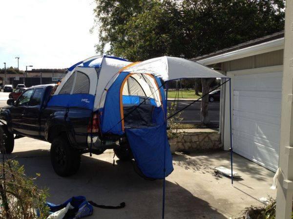 Sportz Truck Tent Iii : Truck tent napier sportz iii tacoma world