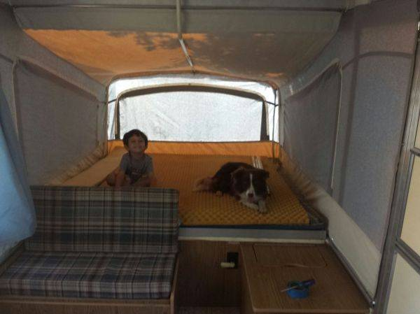 My Pop up Camper Remodel    Tacoma World