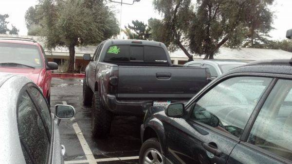 Who's truck! Socal Rancho cucamonga