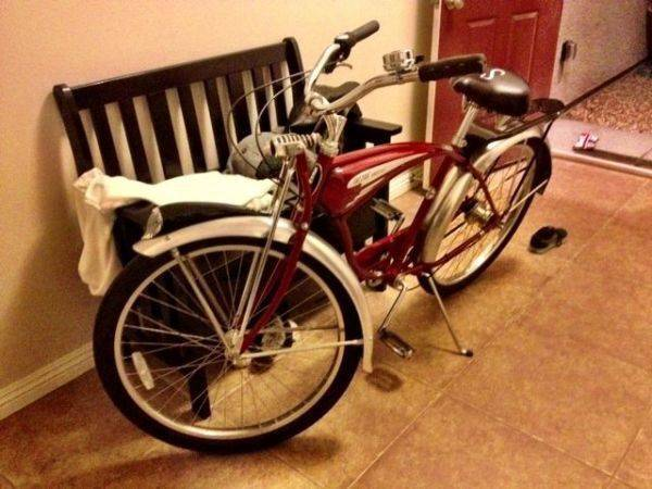Legit Fat Tire Schwinn.