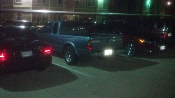 Walked up to this truck tonite, then realized it wasn't mine...