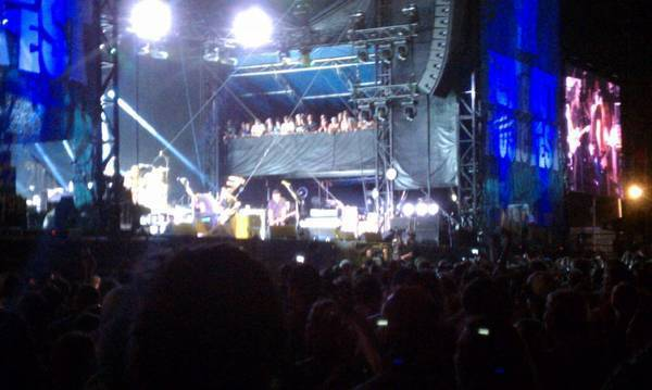 Foo Fighters!! Gulf Shores, AL