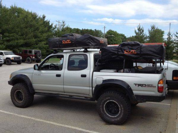 and multiple tents ... & THE RTT Owners Thread (With BS)* | Tacoma World