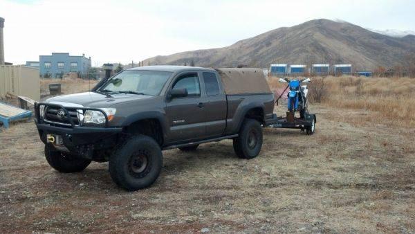 Truck bike truck