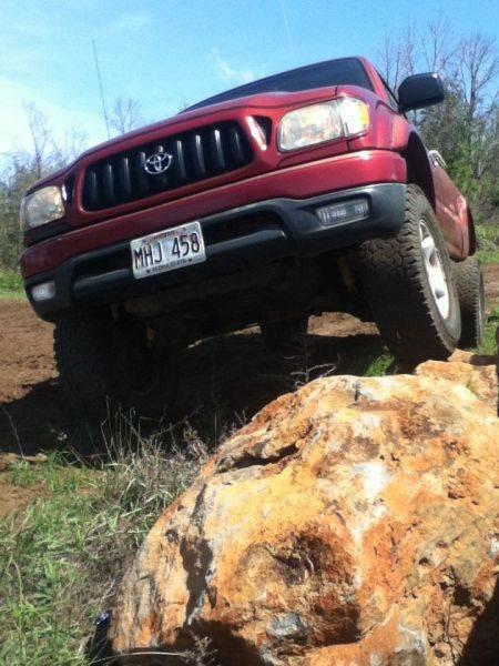Rock crawlin