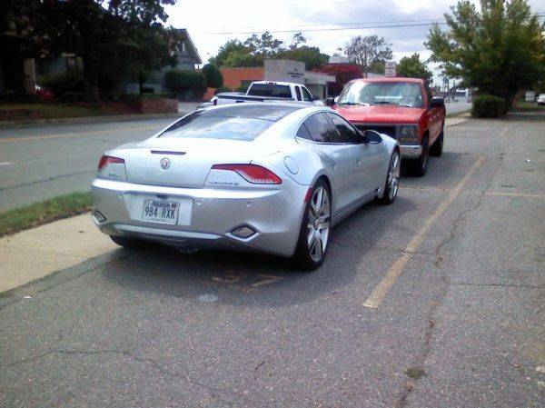 Fisker Karma.. Are we still in 2012?