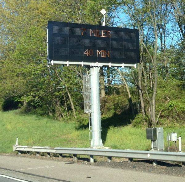 Fuck you PA Turnpike. :mad: