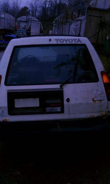 4WD Tercel