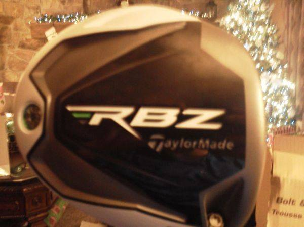 New driver from mom and dad!