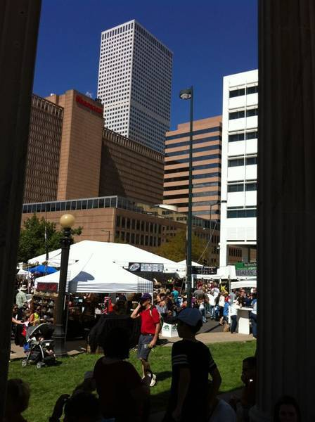 Taste Of Colorado Festival - Denver, CO.�