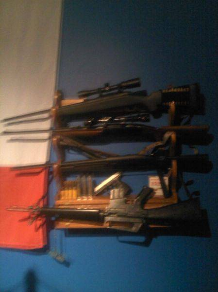 i need a bigger gun rack...