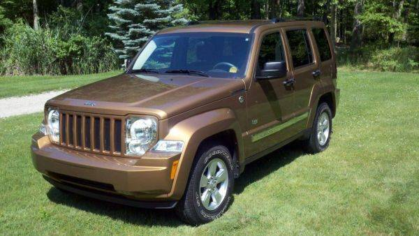For Crack Eat you heart out. Sister in laws Jeep Liberty. Detailed it for h
