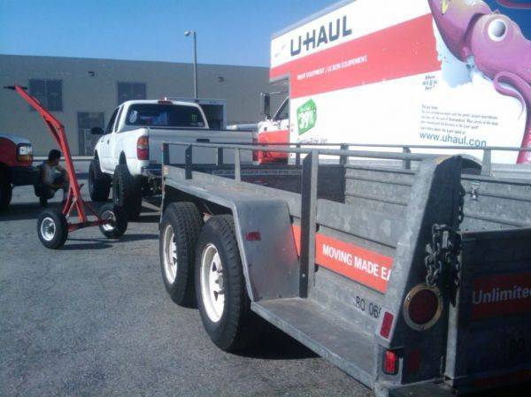 Has anyone pulled a U-Haul 6'X12' trailer? | Tacoma World on towing cable, ford focus trailer harness, towing accessories, car towing harness, dodge ignition wire harness, towing light harness, towing wiring connectors, towing stone guards,