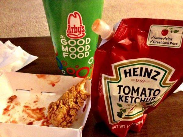 Best ketchup packet evar!!!!!!
