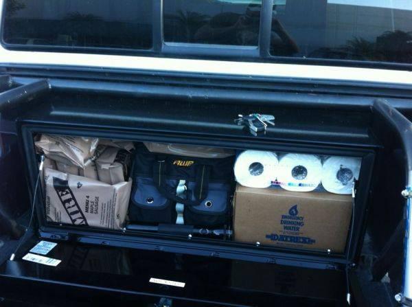 Bed Storage Box Tacoma World