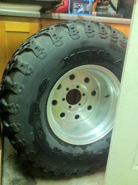 Hmmm think they fit 36x16.50-16.5x12�