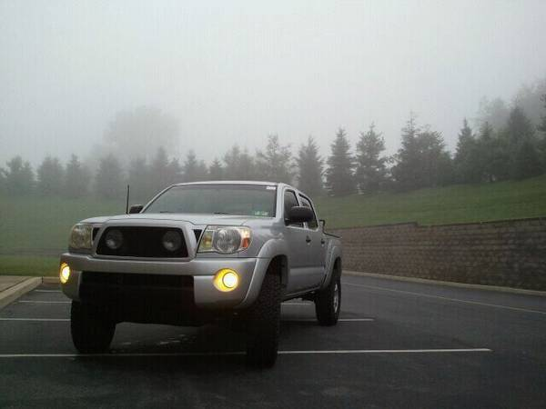 Foggy as fuuuu..