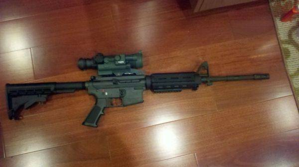 Now i just need a foregrip...
