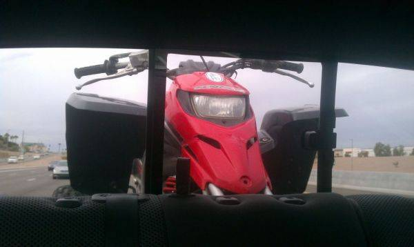 A quading we will go!