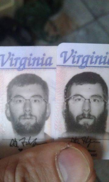 Beard progression as seen by the state