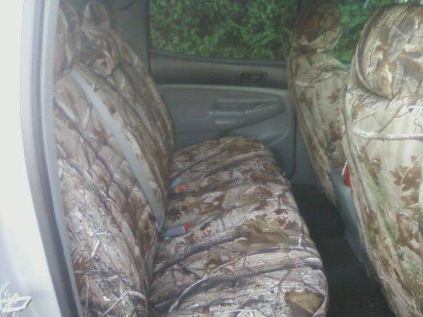 Back seats CB#: 2056027086