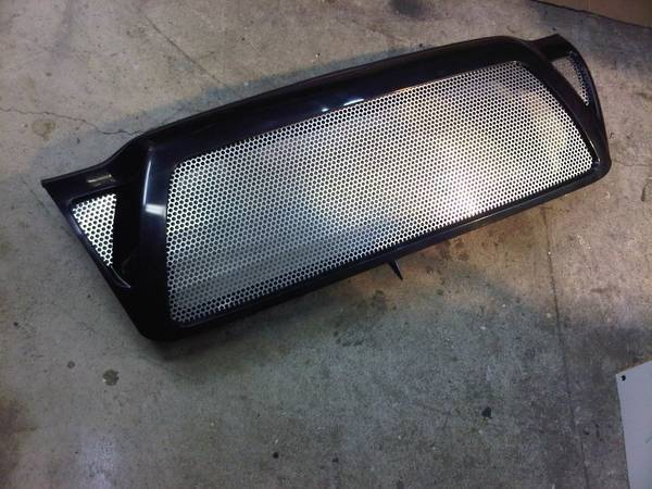 M1 Flush Mount Mesh Prototype :spy: