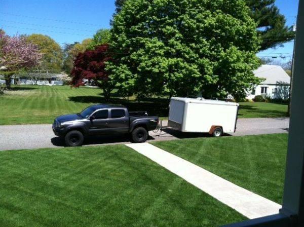 Towing With Lifted Tacoma Tacoma World