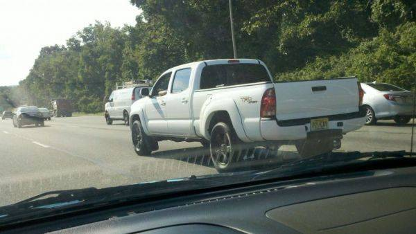 80west in rockaway black wheels debadged