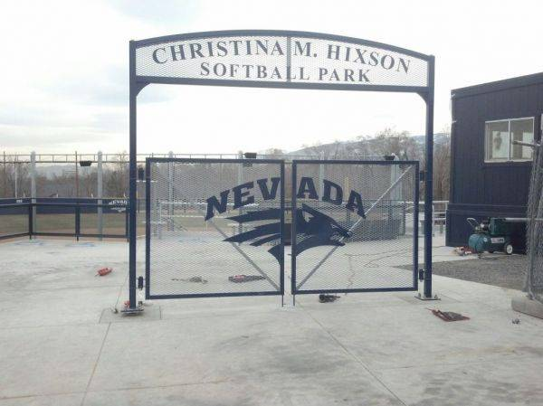 Enjoy your new gate UNR!