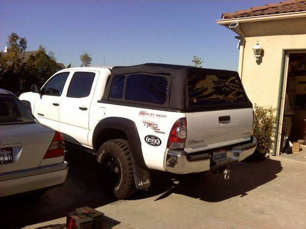 [ IMG] & 2005-2011 Tacoma BESTOP Soft Top w/Tinted Windows u003c5ft Bedu003e Socal ...