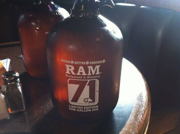 Gallon growlers FTMFW!!!
