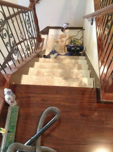 Stairs tomorrow�