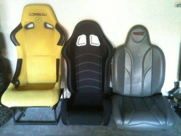 random seats mastercraft corbeau tacoma world