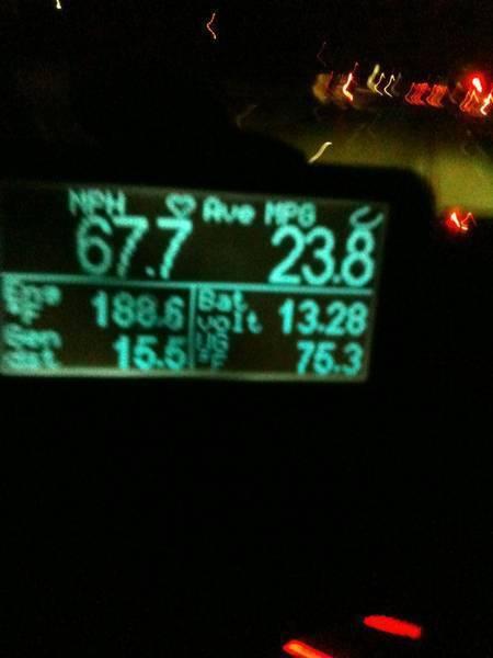 San diego bound�2005 V6