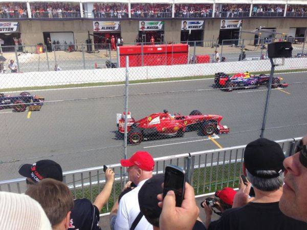F1 thread
