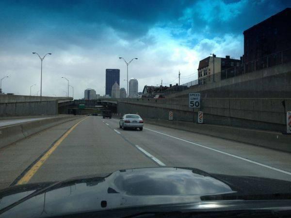 Bye-bye Pittsburgh