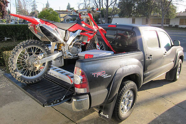 Pictures Of Dirt Bikes Loaded In Taco S Page 3
