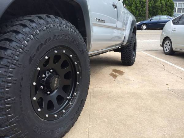 16 Quot Aftermarket Rims Page 2 Tacoma World