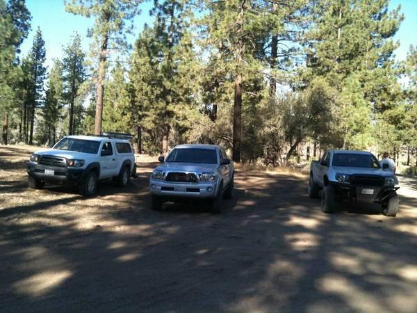Hiatt's cabin meet 2012