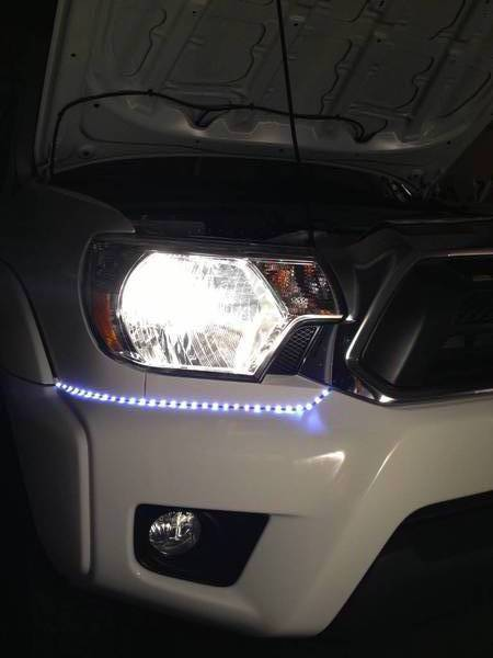 Wiring Flexible Led Strips Which Fuse Box Tacoma World